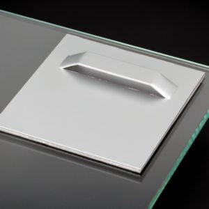 Bildbefestigung   Acrylglasbild Halter Bildaufhängung selbstklebend bis 3 kg 70 x 70 mm Lieferumfang: Bildaufhängung 1 x Bildau